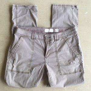 ANTHRO Hei Hei Utility Khaki Boho Cargo Pants 29